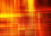 Abstract fiery — Stock Photo