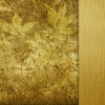 Absract retro gold flourish classical template — Stock Photo