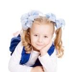 Little girl — Stock Photo #6733441
