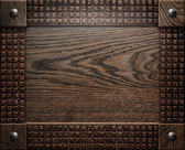 Wood background texture (antique furniture) — Stok fotoğraf