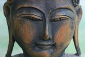 Buddha face — Photo