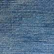 Texture of jeans cloth — Stock Photo