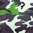 Texture of soldier cloth — Stock Photo #6205775