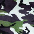 Texture of soldier cloth — Stock Photo