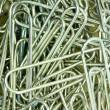 Paper clip — Stock Photo #6302189
