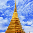 Golden Pagoda — Stock fotografie