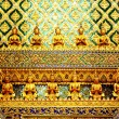 Traditional Thai art — Stock Photo
