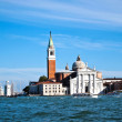 Seaview of San Macro Church , Venice Italy — Foto Stock