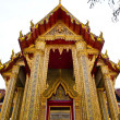 Stock Photo: Wat Ratchabophit in Bangkok , Thailand