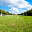 Versailles Garden Landscape in France — Stock Photo