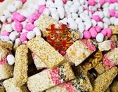 結婚式のための中国の混合豆を祝う — ストック写真