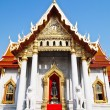 Wat Benjamaborphit , Bangkok thailand (Vertical) — Stock Photo