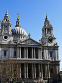 Christopher Wrens St Pauls Cathedral in London , UK — Stock Photo