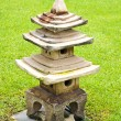 Small Pagoda on the Green Grass — Stock Photo #6185666