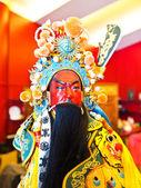 Small Puppet of Guan Yu — Stock Photo
