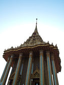 Wat Phra Buddhabat temple — Stock Photo