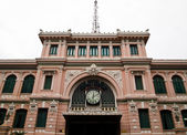 The Post Office in Ho Chi Minh City, Vietnam — Stock Photo