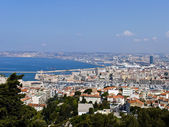 Port of Marseille France — Stock fotografie