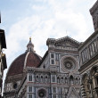 Cathedral Santa Maria del Fiore ,Florence — Stock Photo