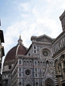 Cathedral Santa Maria del Fiore ,Florence — Stock Photo