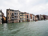 Grand canal of venice,italy — Stock Photo