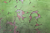 Texture of old paint on wall — Stock Photo