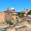 Stok fotoğraf: Architecture of Rome in Italy