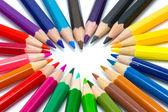 Love color — Stock Photo