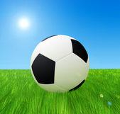 Football — Zdjęcie stockowe