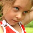 Portrait of young girl — Stock Photo #6123057
