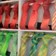 Royalty-Free Stock Photo: Ties in the shop
