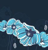 Blue elegance background — Stock Vector