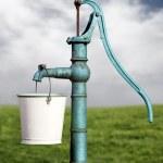 Water pump — Stock Photo #5486611