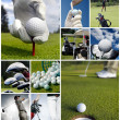 Stock Photo: Golf concept