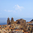 Cefalu city, Sicily — Stock Photo
