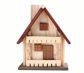 Små små hus — Stockfoto