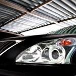 Постер, плакат: Lexus headlight