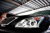 Lexus headlight — Stock Photo