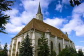 Catholic Cathedral in Cluj Napoca, Romania — Stock Photo