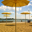 HTO Park Beach - Stock Photo