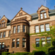 Victoria College Toronto - Stock Photo