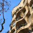 Casa Mila, La Pedrera — Stock Photo