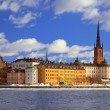 Stock Photo: Riddarholmen Stockholm