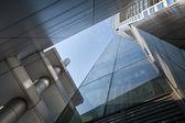 Moderní městské architektury — Stock fotografie