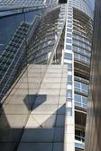 Arquitetura da cidade moderna — Foto Stock