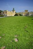 Palácio wilanow — Foto Stock