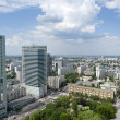 Royalty-Free Stock Photo: Panorama of Warsaw City