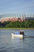 National Football Stadium in Warsaw, Poland — Stock Photo
