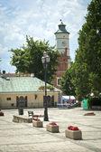 Old Town in Sandomierz — Stock Photo
