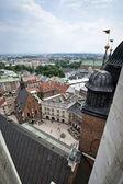 Krakow tarihi kent — Stok fotoğraf